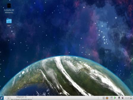 Nouvelle version de l'environnement LxQt