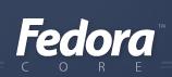 Premier logo de Fedora